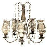 莫里斯水晶5燈吊燈