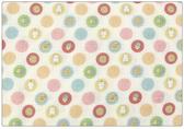 百分百純棉二重紗聖誕節 印花布 窄幅110CM 韓國進口質感優 單價 口罩