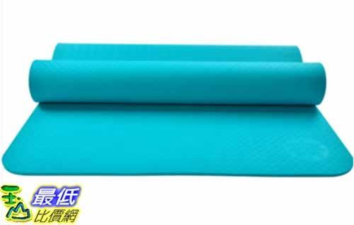 [大陸直寄] 奧義 無味 tpe 瑜伽墊 6MM 女 加厚 加寬 加長 防滑 初學者 運動健身墊 瑜珈毯子