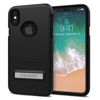 SEIDIO SURFACE™都會時尚雙色保護殼 for Apple iPhone X