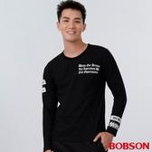 BOBSON 男款印圖上衣(38019-88)