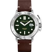 GIORGIO FEDON 1919 海藍寶石系列機械錶-45mm GFCL003