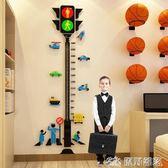 身高墻貼 小孩測量身高尺墻貼3d立體兒童房客廳臥室墻壁裝飾身高貼個性創意 原野部落