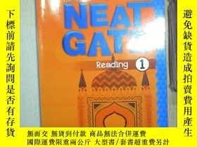 二手書博民逛書店NEAT罕見GATE READING 1(02)Y180897