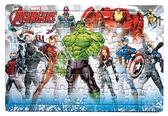 【卡漫城】 復仇者聯盟 拼圖 60片 ㊣版 兒童 益智 Avengers 漫威 Marvel 綠巨人 鋼鐵人 美國隊長