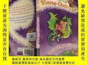 二手書博民逛書店the罕見new adventures of the wishing chair 許願椅的新冒險、Y20039