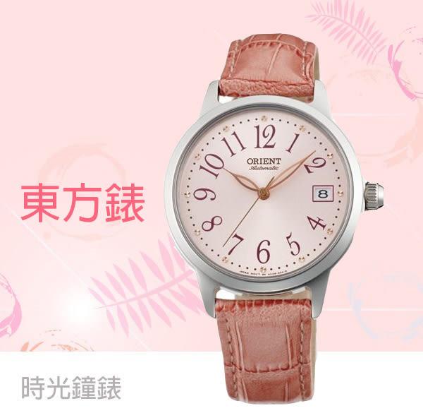 ORIENT 東方錶 機械錶女錶 FAC06004Z 免運/35mm