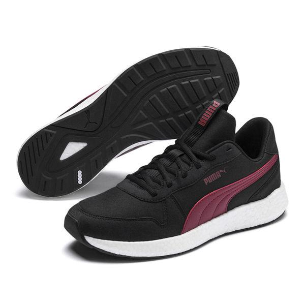 Puma NRGY 男 黑紅 運動鞋 慢跑鞋 Neko Retro 緩衝 跑步 健身 復古運動鞋 19250906