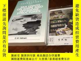 二手書博民逛書店英文原版罕見sea loads on ships and offshore structures (Cambrid