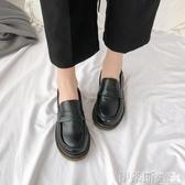 新品紳士鞋日系軟妹小皮鞋女英倫風新款基礎款JK制服正統百搭樂福單鞋子 聖誕交換禮物