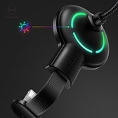 Mcdodo iPhone/Lightning充電線傳輸線 2A快充 彎頭 手遊 LED 雷蛇系列 120cm 麥多多
