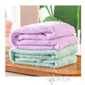 浴巾成人吸水浴巾毛巾浴帽三件套加厚柔軟不易掉毛套裝干發帽洗澡巾伊芙莎