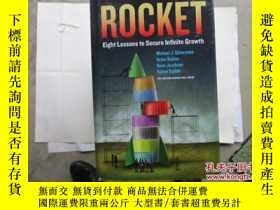 二手書博民逛書店ROCKET:EIGHT罕見LESSONS TO SECURE