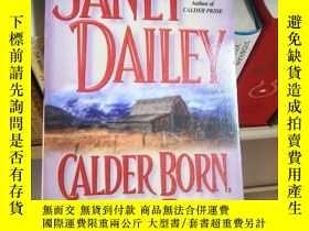 二手書博民逛書店calder罕見born calder bredY260738