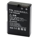 Kamera Nikon EN-EL14 EN-EL14a 高品質鋰電池 Df D3100 D3200 D3300 D3400 D5100 D5200 D5300 D5500 保固1年 ENEL14