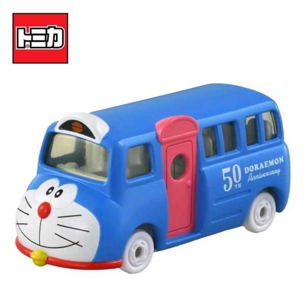 【日本正版】Dream TOMICA NO.158 哆啦A夢 50週年紀念車 小叮噹 玩具車 多美小汽車 - 162131