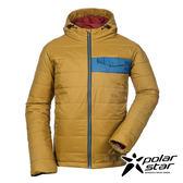 PolarStar 中性 鋪棉保暖外套『棕』P17241 夾克│休閒│登山│露營
