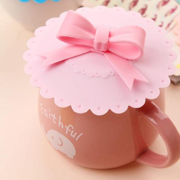 [超豐國際]硅膠杯蓋卡通水杯茶杯配件創意兒童大號杯子馬克杯蓋子
