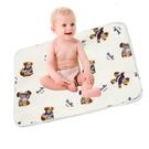 嬰兒床隔尿墊 防水墊 產後墊 月經墊 老人床墊巾-80*110cm【B0001】