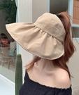 防曬帽女遮臉