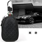 三角鑰匙皮套 真皮鑰匙包 BMW BEN...