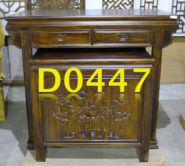 8號店鋪 森寶藝品傢俱 a-13品味生活 神桌系列 p0447全實木  4.2尺 神明佛桌 (限量產品)