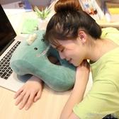 午睡枕趴睡枕小學生白領午休靠枕趴著睡覺抱枕夏季辦公室午睡神器 快速出貨