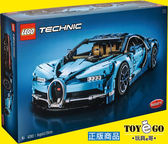 樂高LEGO TECHNIC Bugatti Chiron 布卡堤凱龍 42083 TOYeGO 玩具e哥