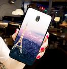 [J7Pro 軟殼] 三星 Samsung Galaxy j7 pro J730 手機殼 保護套 外殼 巴黎鐵塔