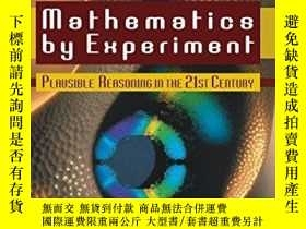 二手書博民逛書店Mathematics罕見By Experiment, 2nd EditionY256260 Jonathan