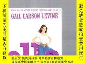 二手書博民逛書店英語原版小說罕見Ella Enchanted   Gall Ca