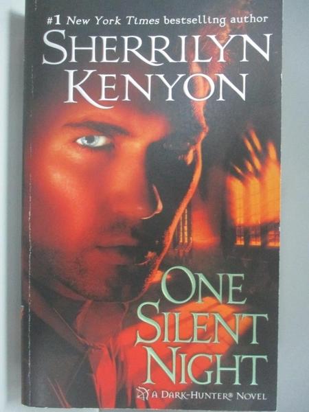 【書寶二手書T4/原文小說_ACV】One Silent Night_Kenyon, Sherrilyn