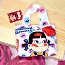 PEKO 不二家 環保購物袋 日本帶回正版品 牛奶妹