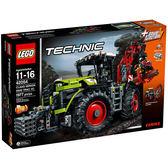 樂高Lego TECHNIC系列【42054 Claas Xerion 5000 TRAC VC 耕耘機】