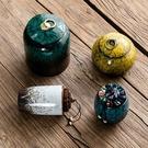 茶葉罐 未秋密封陶瓷茶葉罐小號便攜家用哥窯茶盒包裝大號存茶罐茶桶缸 【快速出貨】