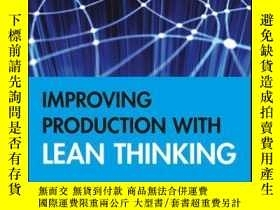 二手書博民逛書店Improving罕見Production with Lean ThinkingY410016 Javier