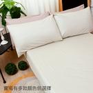【名流寢飾家居館】新素彩時尚.100%精梳棉.標準雙人床包兩用鋪棉被套.全程臺灣製造