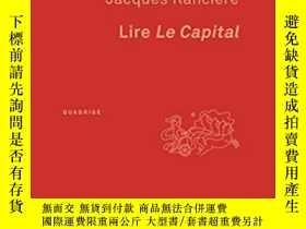 二手書博民逛書店Lire罕見Le CapitalY364682 Louis Althusser Presses Univers