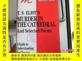 二手書博民逛書店T.S.Eliot s罕見Murder in the Cathe