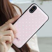 韓國 雪白點點 防摔掀蓋卡夾 手機殼│iPhone 6S 7 8 Plus X XS MAX XR LG G6 G7 G8 V20 V30 V40 V50│z8489