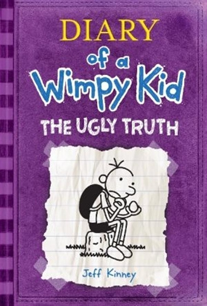 (二手書)Diary of a Wimpy Kid #5: Ugly Truth