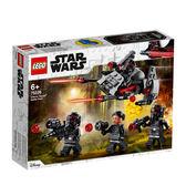 LEGO樂高 星際大戰系列 75226 Inferno Squad™ Battle Pack 積木 玩具
