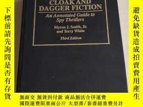 二手書博民逛書店cloak罕見and dagger fiction 斗篷和匕首的