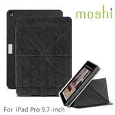 {原廠公司貨}Moshi MetaCover Pad Pro 9.7吋組合式多角度支架保護套(黑)