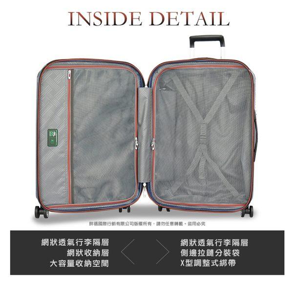 【五月就是要55折!】萬國通路 推薦 行李箱 eminent 輕量 TPO材質 旅行箱 KH67 雙層防盜防爆拉鏈 28吋