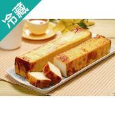 【外酥內軟】托斯卡尼麵包4條【愛買冷藏】