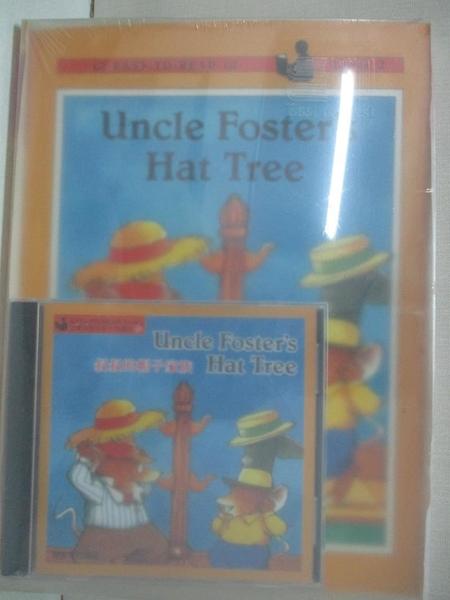 【書寶二手書T1/兒童文學_JVO】叔叔的帽子家族Uncle Foster s Hat Tree_東西圖書