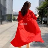 防曬衣女新款夏季薄款寬鬆韓版大碼防曬服中長款百搭透氣外套
