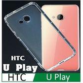 HTC U Play 氣墊空壓殼 防摔殼-氣囊式防撞設計