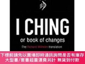 二手書博民逛書店I罕見Ching or Book of Changes (Arkana)Y454646 C.G. Jung